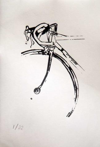Campagnolo Bike Art