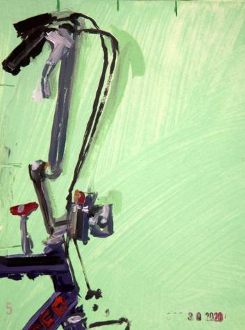 Raleigh Chopper  - Bicycle bike Art