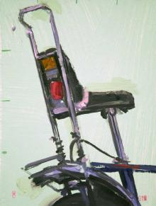 Raleigh Chopper Bicycle Bike Art